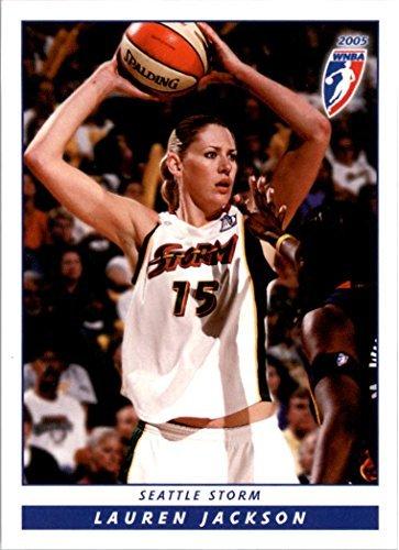 - 2005 WNBA #20 Lauren Jackson