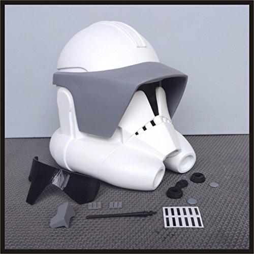 Star Wars Clone ARC Trooper TCW Season 6 Helmet Prop Kit