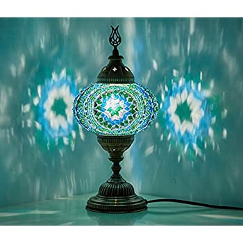 Turkish Lamp Mosaic Lamp Table Lamp Mosaic Lamps Moroccan Lanterns Turkish Lamp Bedside