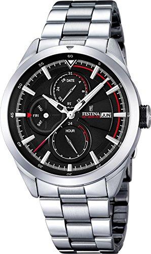 Men's Watch - FESTINA - Stainless Steel - F16628/4