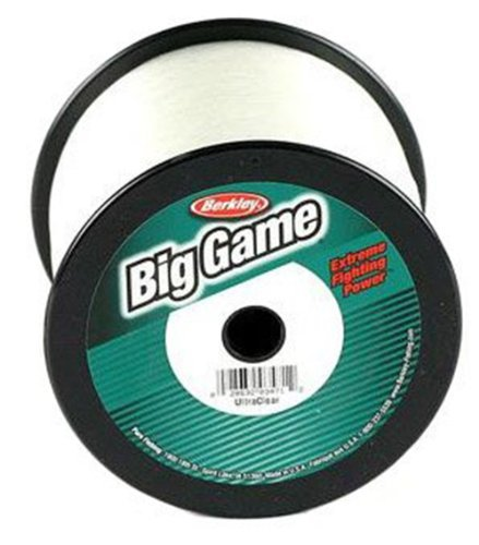Berkley Trilene Big Game Clear Fishing Line Spool - 50 lb te