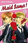 Maid Sama !, tome 10 par Fujiwara