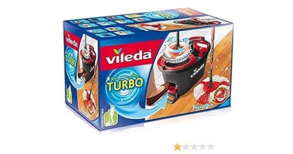 VILEDA FREGASUELOS EASYWRING & CLEAN (151153)RIVER: Amazon.es: Electrónica