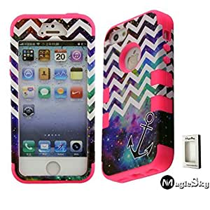 Cool Fashion Stripes Pattern For Ipod Touch 5 Case Cover Vogue Aztec Geometric For Ipod Touch 5 Case Cover Skin for Girls