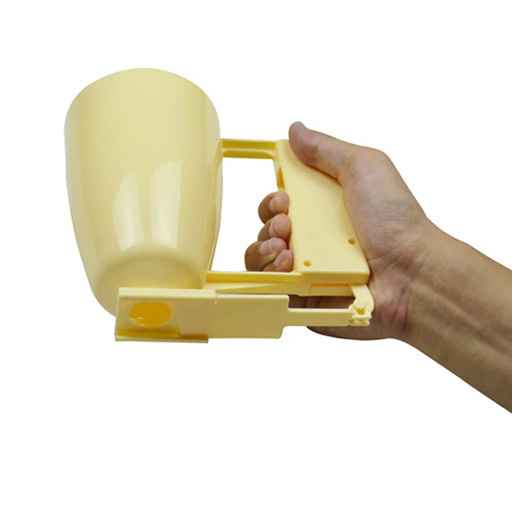 MOMEY 1 stück Kuchen Creme Dispenser Kuchen Machen Helfer Tasse Gebäck Teig Frikadelle Dispenser Werkzeuge