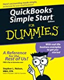 QuickBooks Simple Start for Dummies, Stephen L. Nelson, 0764574620