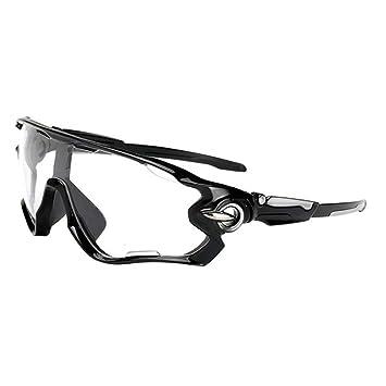 HLHN Hombre Outdoor Ciclismo Gafas Gafas bicicleta deportes Gafas de sol polarizadas Gafas de sol,