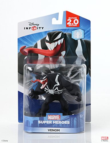 Disney Infinity: Marvel Super Heroes (2.0 Edition) Venom Figure - Not Machine Specific (The Best Disney Characters)