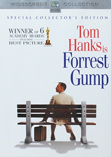 Forrest Gump (Two-Disc Special Collector's Edition) by HANKS,TOM