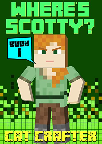 (Where's Scotty? Book 1 - The Island of DOOM: Books for Kids )