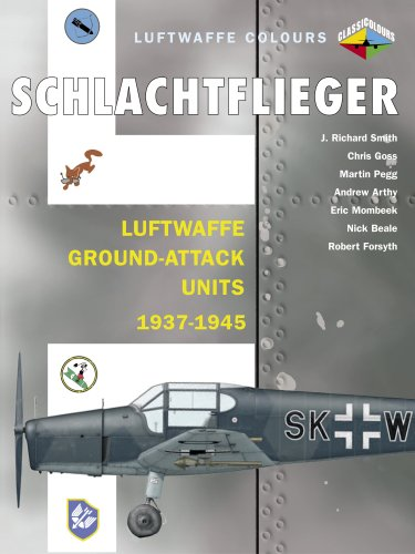 LUFTWAFFE GROUND ATTACK UNITS 1937-1945 SCHLACHTFLIEGER (Luftwaffe Colours)