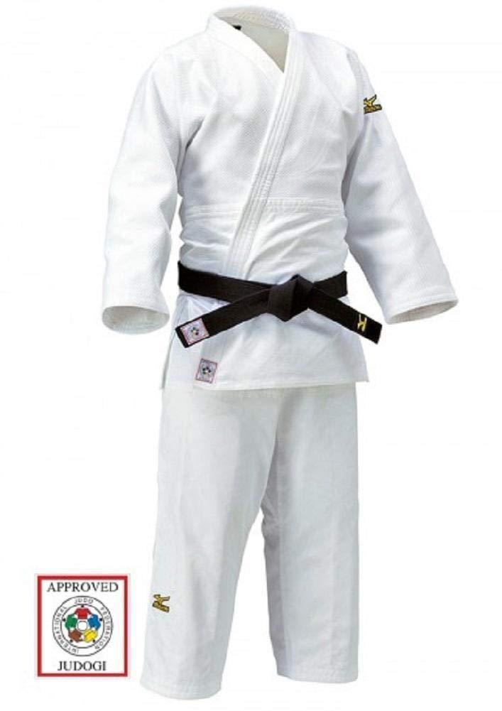 69411bb04f46 Amazon.com : Mizuno Yusho Japan Judo Gi IJF Approved Judogi : Clothing
