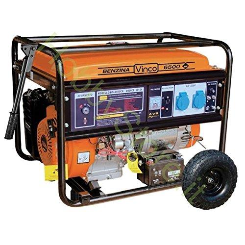 Generatore di corrente carrellato Vinco 3,1 kW 6013420296