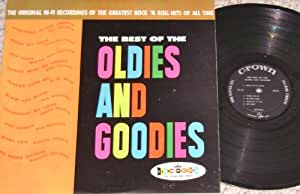 The Best of the Oldies and Goodies (12 inch vinyl lp)
