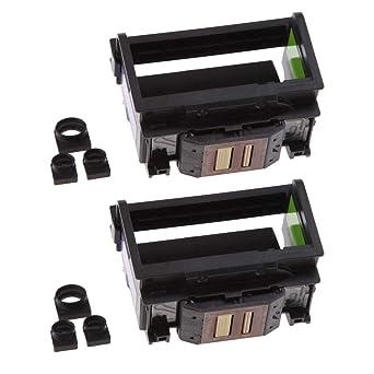 B Baosity - Cabezal de impresión para impresora HP Officejet ...