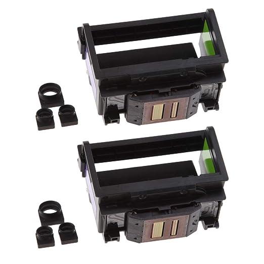 B Baosity 2pcs Cabezal de Impresión para Impresora para Canon 6000 ...