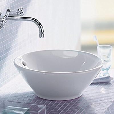 Duravit 0325420000 42 cm Bacino Wash Bowl, White