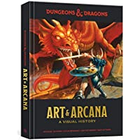 Dungeons and Dragons Art and Arcana: A Visual History (Hardcover)