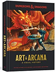 Dungeons & Dragons Art & Arcana: A Visual