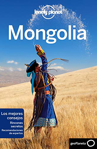 Lonely Planet Mongolia (Travel Guide) (Spanish Edition)...