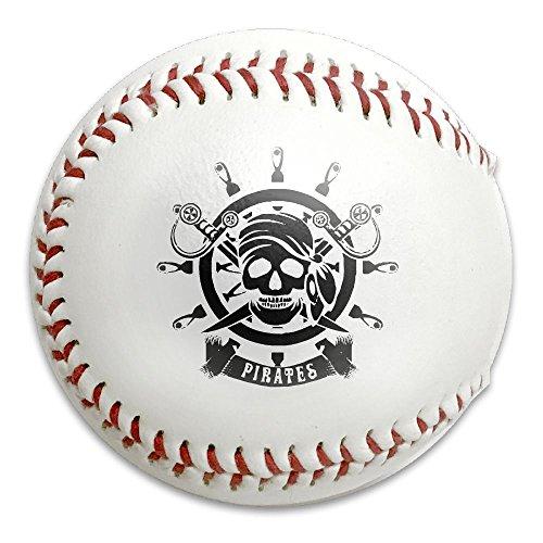 Fantasy Baseball Monopoly - Jolly Roger Funny Printed Baseballs, Personalized Gifts