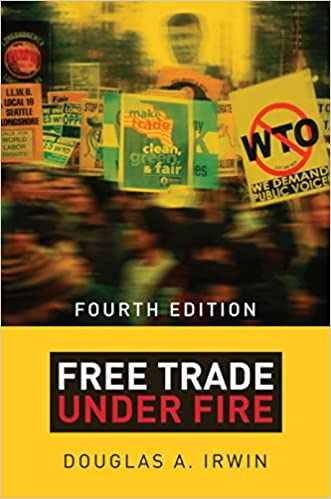 Free Trade under Fire: Fourth Edition - Kindle edition by