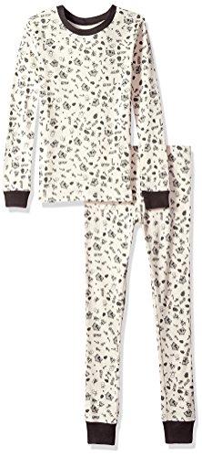Burt's Bees Baby 100% Organic Cotton 2-Piece Holiday Pajama Set