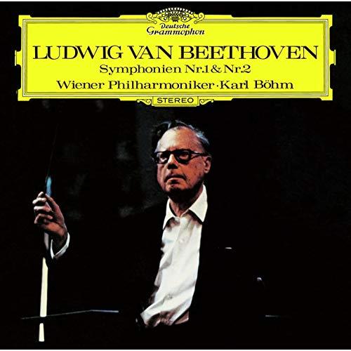カール・ベーム ウィーン・フィルハーモニー管弦楽団 / ベートーヴェン:交響曲第1番・第2番