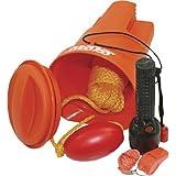 Seasense Bailer Kit, Whistle, Flashlight, Line, Float and Bailer