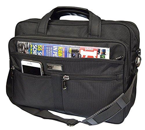 Modetreff Shoulder Men's Xxl Bag Black waAwzSq