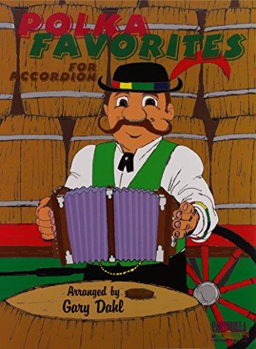 Santorella Publications Polka Favorites for Accordion (Santorellas Accordion)