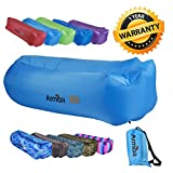 Best Sofa Air Mattresses - Armati Inflatable Lounger Patented Comfortable Headrest, Outdoor Air Review