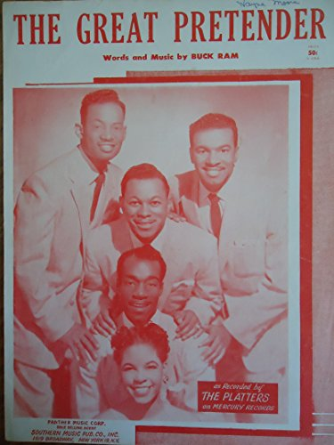 The Great Pretender (The Platters on Cover)