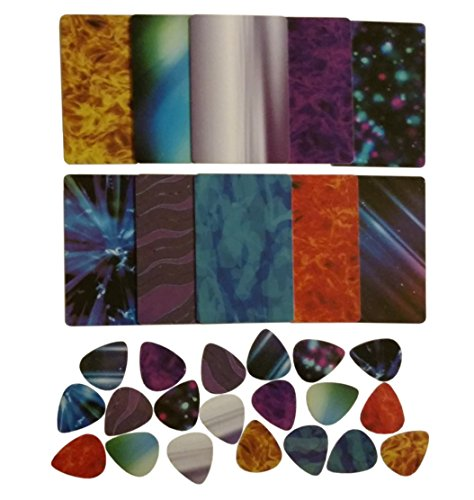 Guitar Pick Strip Pack Assortment product image