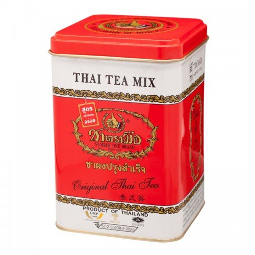 Hand Thai Black Tea Red Lebal 4g. Pack 50