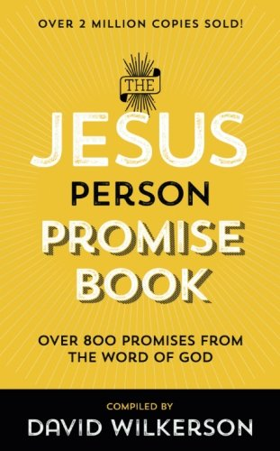 The Jesus Person Promise Book: Over 800 Promises from the Word of - Las Mall Outlet Cruces