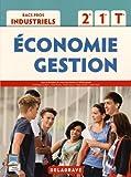 Economie-Gestion 2de, 1re, Tle Bacs Pros Industriels (2015) - Pochette élève