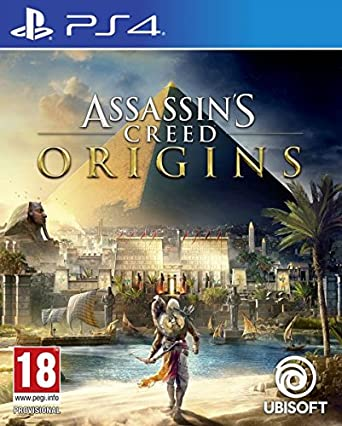 Assassin's Creed Origins by Ubisoft Spain