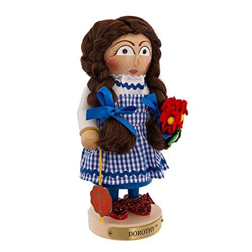 Steinbach Chubby Nutcrackers (Kurt Adler Steinbach Chubby Wizard of Oz Dorothy Nutcracker, 10-Inch)