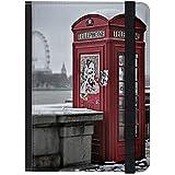 "caseable - Funda para Kindle y Kindle Paperwhite, diseño ""London Caling"""