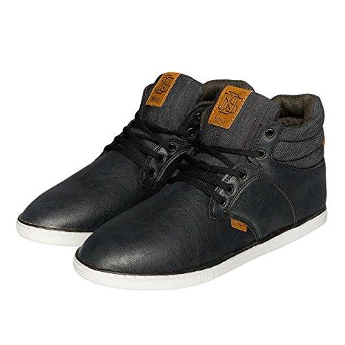 Djinns - Zapatillas para hombre negro - negro