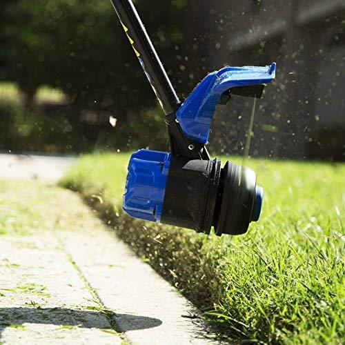 Amazon.com: Kobalt 40 voltios Max 13 en recto cortador de ...