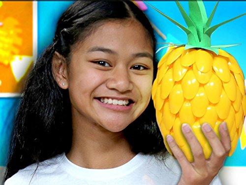 (DIY Pineapple Lamp)