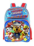 PAW PATROL LARGE 16' BACKPACK - A13549