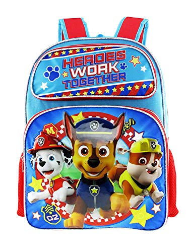 Expert choice for paw patrol backpack 16 inch