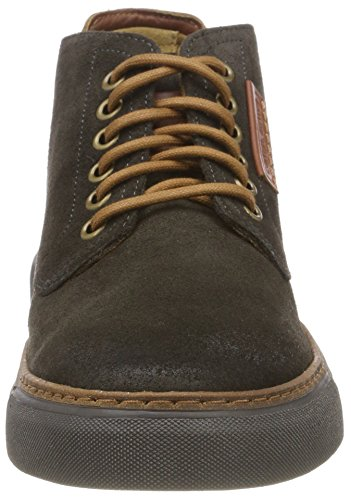 grey Grau Sneaker Grey 12 Hohe Herren 20 camel active Racket Dk Y8qT7TRSw