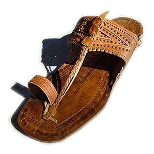 837de6d9a3c9 Unisex Water Buffalo Hippie Jesus Sandals Size 9 - Buy Online in UAE ...