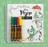Disneys Prep and Landing Crayola Doodle Book by Hallmark
