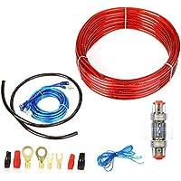 QKP KKmoon 1500W Cable Cableado para Audio De