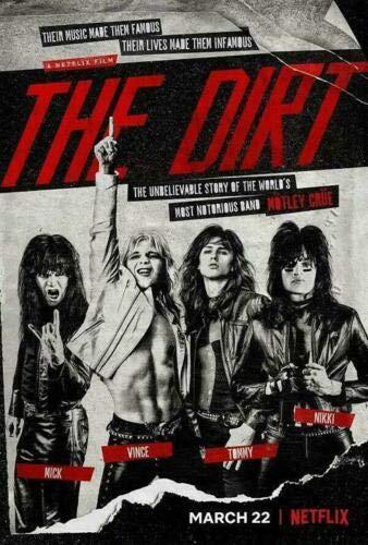 The Dirt  DVD Motley Crue